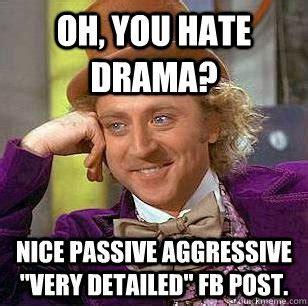 Passive Aggressive Meme Top 6 Passive Aggressive Memes