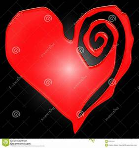 Stock Images: Gothic heart. Image: 3131154