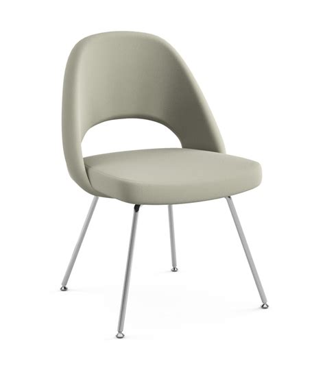 saarinen executive armless chair knoll milia shop