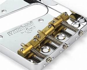 Pit Bull Guitars Gold Bridge For G Type Kits