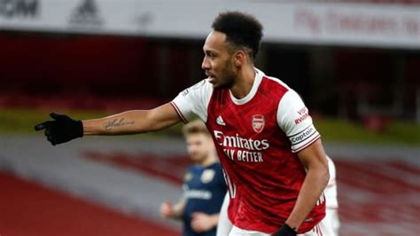 Pierre-Emerick Aubameyang Ruled Out of Arsenal's Carabao ...