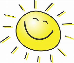 Smiling Sun With Sunglasses Clipart   Clipart Panda - Free ...
