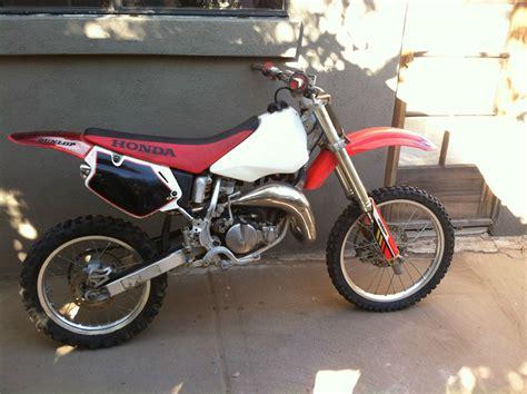 Honda Cr 80 Rb Expert Big Wheel Dirt Bike