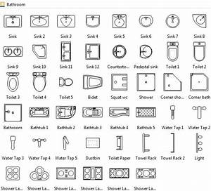 Bathroom Symbols In 2019