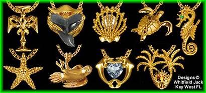 Jewelry Sea Tropical Key West Jack Whitfield