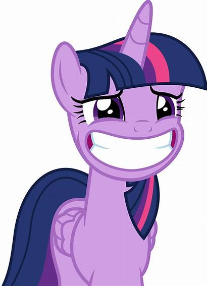 Twilight Mlp Sparkle Face Vector Fim Luckreza8