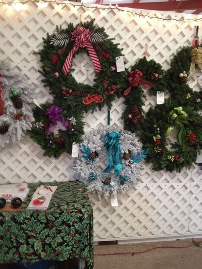 wreath shop battaglia ranch christmas tree farm