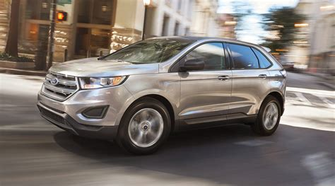 reviewed  ford edge sport awd