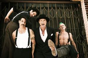 Red Hot Chili Peppers: Spontanes Beatles-Cover mit Anthony ...