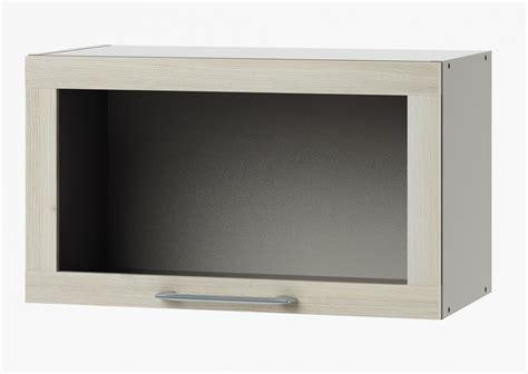 meuble haut de cuisine 1 abattant vitr 233 cuisto meuble de