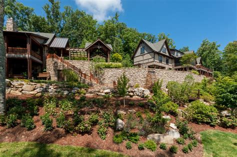 western style landscaping craftsman outdoor space photos hgtv