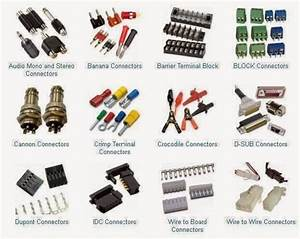 Types Of Connectors