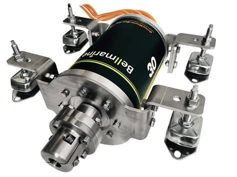 Electric Boat Motor by Bellmarine Drivemaster Eco Line Electric Inboard Eco