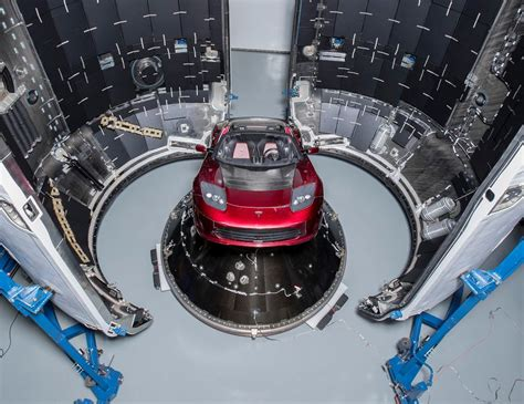 SpaceX's Falcon Heavy to launch Musk's Tesla into space on