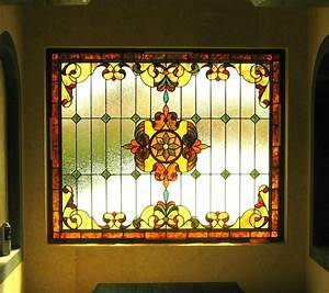 Traditional Stained Glass Windows - Reflective Collections