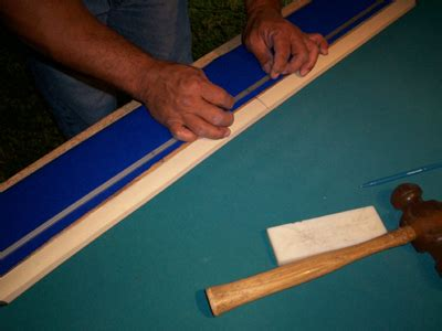 how to refelt a pool table recovering pool table cushions or rails easily and perfectly
