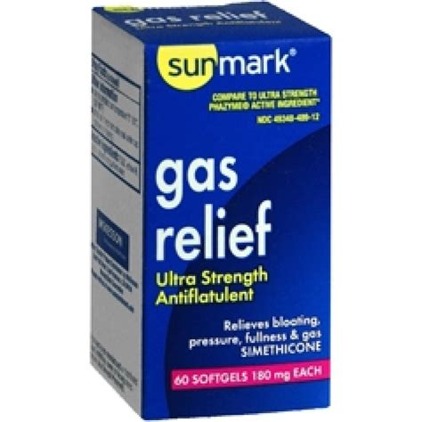 Sunmark Gas Relief 1981919