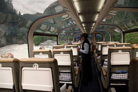 scenic train trips worth   canada