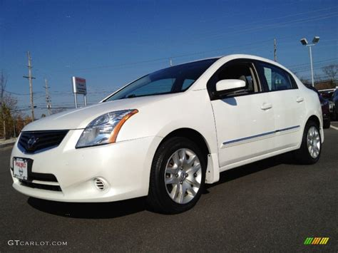 2010 Aspen White Nissan Sentra 2 0 S 73934969 Photo 9