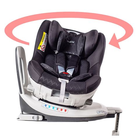siege auto isofix crash test siège auto pivotant 360 the one bebe2luxe avis