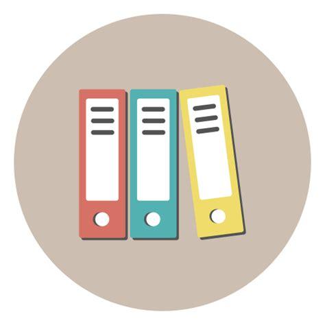 icones bureau icône des archives des dossiers bureau gratuit de flat