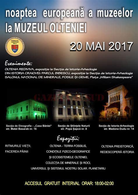 Noaptea muzeelor la Craiova - YouTube