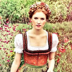 Unique Traditional German Girl Hairstyles German Boy ...