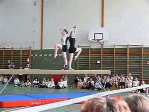 Poutre De Gym Decathlon : gala de gym poutre avec ma petite soeur youtube ~ Melissatoandfro.com Idées de Décoration