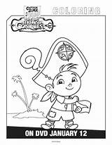 Coloring Jake Pages Pirates Miles Neverland Tomorrowland Pirate Izzy Land Cubby Never Captain Printable Disney Sheets Activity Getcolorings Printables Colorings sketch template