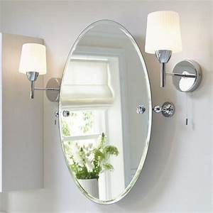 25 best ideas about oval bathroom mirror on pinterest With the benefit of white bathroom mirror