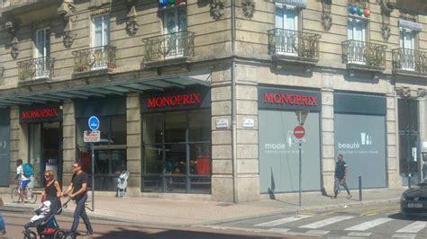 adresse siege monoprix monoprix supermarché hypermarché 22 rue la fayette