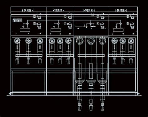 Electrical Block Diagram Symbols Autocad