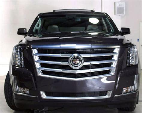 2019 Cadillac Esv by 2019 Cadillac Escalade New Esv Platinum Truck Price