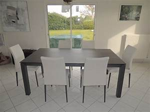 Tables Cramiques Extensibles Exodia Home Design Rennes