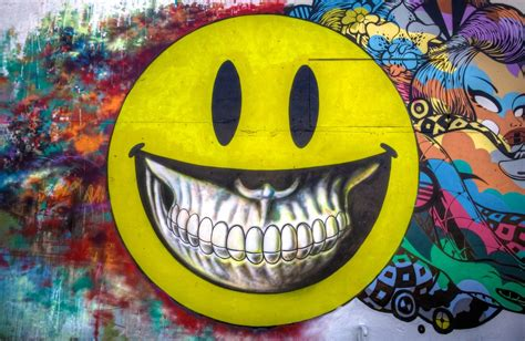 street art    laugh time  smile street