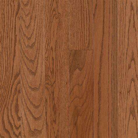 gunstock wood flooring shop allen roth 2 25 in w prefinished oak hardwood flooring gunstock oak at lowes com