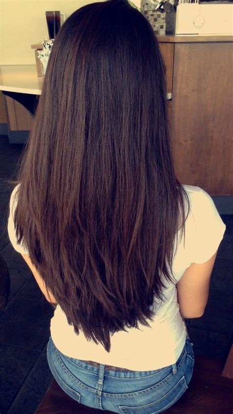 awesome  cut layered long layers long hair long