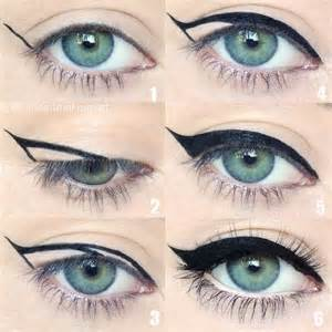 cat eyeliner 10 tutorials to make flawless eyeliners pretty designs
