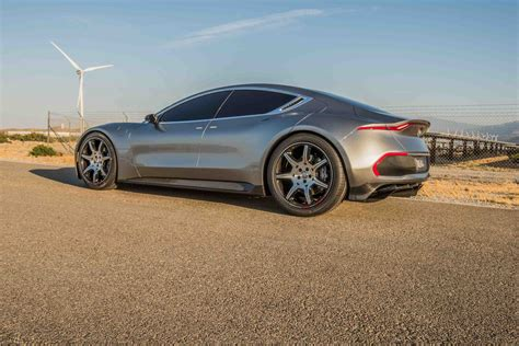 Fisker: EVs/Hybrid Vehicles to Connect With The Hybrid ...