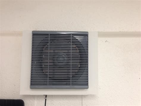 how to ventilate a garage garage attic exhaust fan doityourself community forums