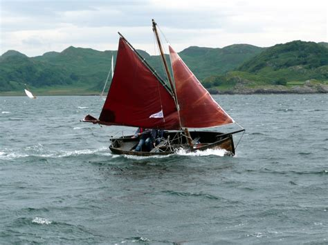 Sailing Boat Types by Scottishboating The Evolution Of Small Boat Types