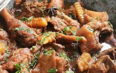 Namun penambahan lengkuas membuat resep olahan ayam ini menjadi lebih istimewa. 10 Resep masakan olahan Ayam terbaru dan simple - mastimon.com