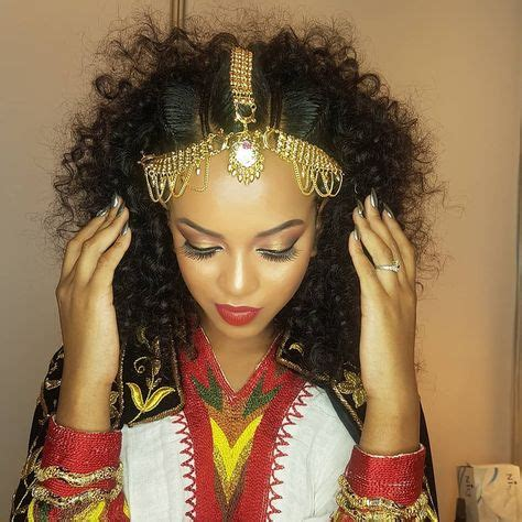Men with naturally wavy or curly locks have a significant advantage over those with other types of hair especially when it comes to styling. Ethiopian Hairstyle Shuruba - Jamaican Hairstyles Blog