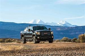2017 Gmc Sierra 2500 And 3500 Denali Hd Duramax Review