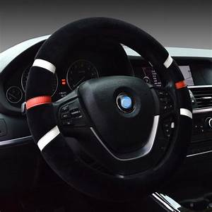 car steering wheel cover winter auto accessories for ford ...