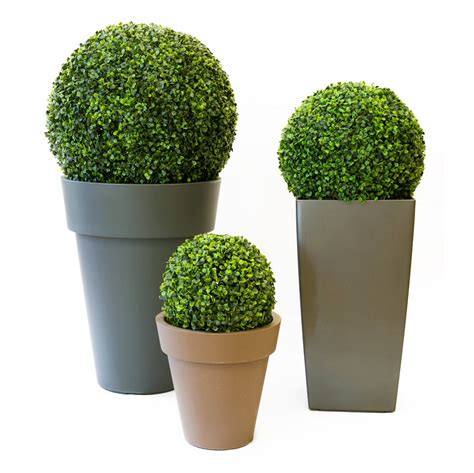 artificial shrubs artificial boxwood from evergreen direct
