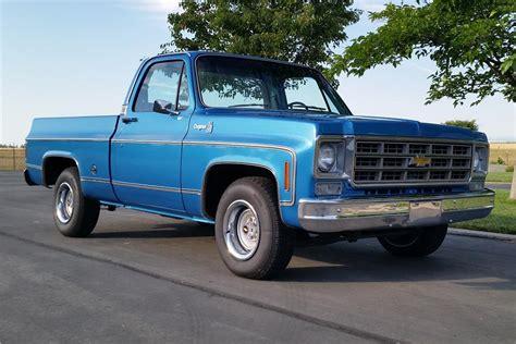 1978 Chevrolet C10 Pickup 185528