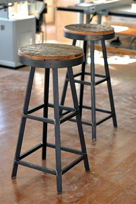 Barhocker Holz Metall barhocker holz metall bestseller shop f 252 r m 246 bel und