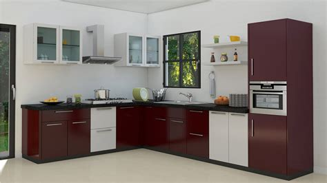 shaped modular kitchen designs