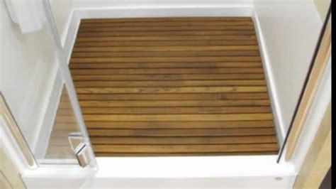 teak shower matsquality teakteak shower mat largeteak